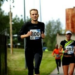 45. jooks ümber Ülemiste järve - Ahti Soom (800)