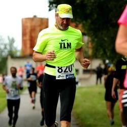 45. jooks ümber Ülemiste järve - Aleksei Tereštšenkov (820)