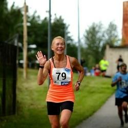45. jooks ümber Ülemiste järve - Jekaterina Pihlak (79)