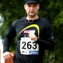 45. jooks ümber Ülemiste järve - Aleksei Ronkel (263)