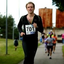 45. jooks ümber Ülemiste järve - Olavi Möller (701)