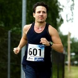 45. jooks ümber Ülemiste järve - Jaan Kostjukov (601)