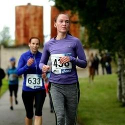 45. jooks ümber Ülemiste järve - Mari Toome (438)