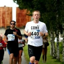 45. jooks ümber Ülemiste järve - Raul Sulu (440)