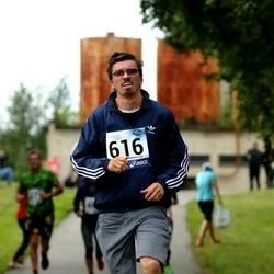45. jooks ümber Ülemiste järve - Aleksander Kuurmann (616)