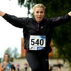 45. jooks ümber Ülemiste järve - Irina Fomitseva (540)