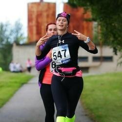 45. jooks ümber Ülemiste järve - Marika Heinleht (547)