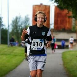 45. jooks ümber Ülemiste järve - Hendrik Saliste (910)