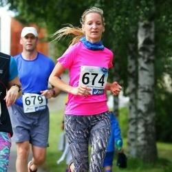 45. jooks ümber Ülemiste järve - Leelo Maalik (674)