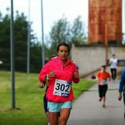 45. jooks ümber Ülemiste järve - Jevgenia Kolk (302)
