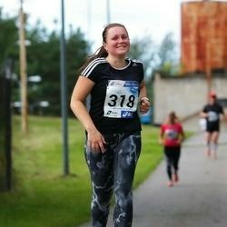45. jooks ümber Ülemiste järve - Marina Rudõk (318)