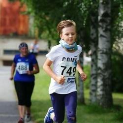 45. jooks ümber Ülemiste järve - Karl Mihkel Põldre (749)
