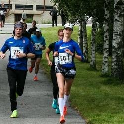45. jooks ümber Ülemiste järve - Edit Kannel (261)