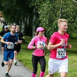 45. jooks ümber Ülemiste järve - Jaanika Eisan (70)