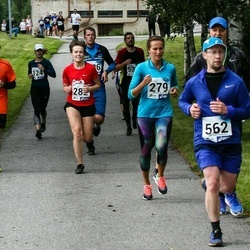45. jooks ümber Ülemiste järve - Kristina Uibo (279), Helin Kliimann (282), Andrei Serõhh (791)