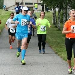 45. jooks ümber Ülemiste järve - Signe Haug (433), Kersti Hiiemaa (551), Leho Rennit (762)