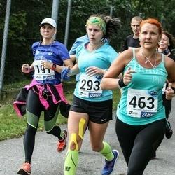 45. jooks ümber Ülemiste järve - Marika Peterson (293), Carmen Kolomainen (463)