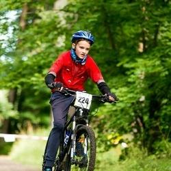 Jüri Ratase XIII jalgrattavõistlus - Artur Tamm (224)