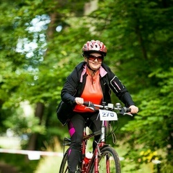 Jüri Ratase XIII jalgrattavõistlus - Anna-Maria Kulbert (270)