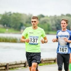 Jüri Jaansoni Kahe Silla jooks - Roman Jõerand (137)