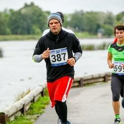 Jüri Jaansoni Kahe Silla jooks - Anre Kuldja (387)