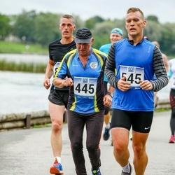 Jüri Jaansoni Kahe Silla jooks - Taimar Tilgre (445), Reiko Anniko (545)