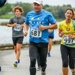 Jüri Jaansoni Kahe Silla jooks - Robin Järvesaar (681)