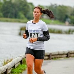 Jüri Jaansoni Kahe Silla jooks - Ann Silva Elmaste (877)