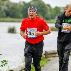 Jüri Jaansoni Kahe Silla jooks - Nikolai Satsuk (2051)