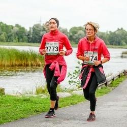 Jüri Jaansoni Kahe Silla jooks - Riin Merdikes (2773), Õnne Merdikes (2774)
