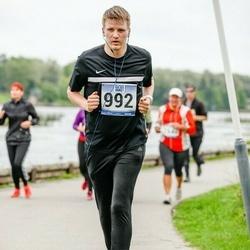 Jüri Jaansoni Kahe Silla jooks - Rauno Kalbach (992)