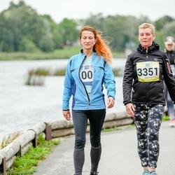 Jüri Jaansoni Kahe Silla jooks - Tiia Kalvet (1005)
