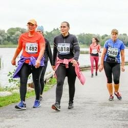 Jüri Jaansoni Kahe Silla jooks - Merike Rebane (1482), Anneli Vunk (1818), Anne-Lii Kaldvee (2688)