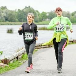 Jüri Jaansoni Kahe Silla jooks - Merili Nikkolo (2795), Lilli Tölp (2925)
