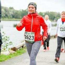 Jüri Jaansoni Kahe Silla jooks - Älis Babenko (2623)