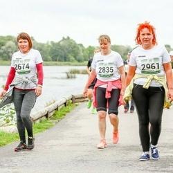 Jüri Jaansoni Kahe Silla jooks - Kaire Jänes (2674), Moonika Pärnat (2835), Laine Ütsmüts (2961)