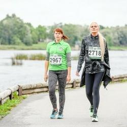 Jüri Jaansoni Kahe Silla jooks - Helen Kustasson (2718), Helin Niglas (2967)