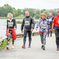 Jüri Jaansoni Kahe Silla jooks - Jane Barbo (2626), Egon Jekabson-Barbo (2667), Aive Vahter (2932), Sirje Õismaa (2959)