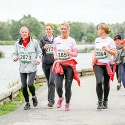 Jüri Jaansoni Kahe Silla jooks - Rita Rünkorg (2857), Ülle Salu (2864), Maiga Siirdma (2873)