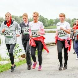 Jüri Jaansoni Kahe Silla jooks - Kristi Laatsarus (2733), Rita Rünkorg (2857), Ülle Salu (2864), Maiga Siirdma (2873)