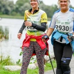 Jüri Jaansoni Kahe Silla jooks - Anneli Pärand (2833), Kairi Vahar (2930)