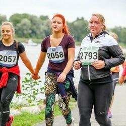 Jüri Jaansoni Kahe Silla jooks - Viktoria Kraft (2057), Cäroly Paatsi (2058), Kristel Nazarov (2793)