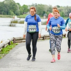 Jüri Jaansoni Kahe Silla jooks - Kati Jõe (2998), Illak Sigrit (2999)