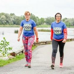 Jüri Jaansoni Kahe Silla jooks - Heleri Mikkus (3001), Kati Aalto (3005)