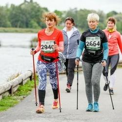 Jüri Jaansoni Kahe Silla jooks - Annika Jansikene (2664), Urve Varblane (2940)