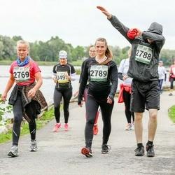 Jüri Jaansoni Kahe Silla jooks - Elisa Johanna Lindov (2769), Kristjan Kukk (2788), Johanna-Silvia Mänd (2789)
