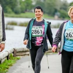 Jüri Jaansoni Kahe Silla jooks - Piret Saarts (2861)