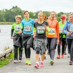 Jüri Jaansoni Kahe Silla jooks - Irina Leesment (2740), Tiina Kallas (2974), Mae Luts (2976)