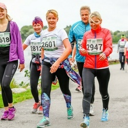 Jüri Jaansoni Kahe Silla jooks - Kaia Aasaleht (2601), Katrel Antson (2618), Kadi Vibus (2947)