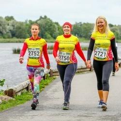Jüri Jaansoni Kahe Silla jooks - Kadi Kuuskmann (2721), Piret Lilleste (2750), Evelin Linde (2752)